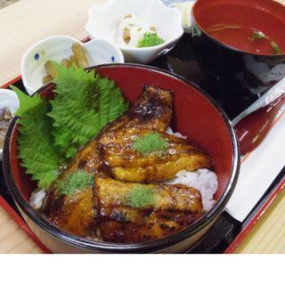 岩魚丼(岩魚の館 数又 )