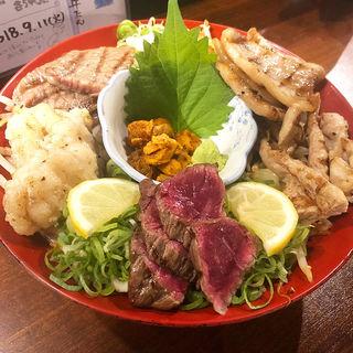 徳田盛り(徳田酒店 御肉 (トクダサケテン オニク))