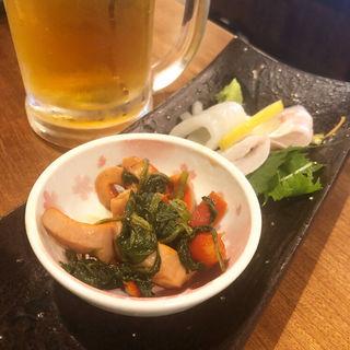 おまかせ刺身2種盛(徳田酒店 第3ビルB2店 )