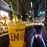 ソーダレモネード Rサイズ(LEMONADE by Lemonica 渋谷ストリーム店)