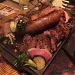 肉満喫5種盛(ニクバルダカラ 伏見 )