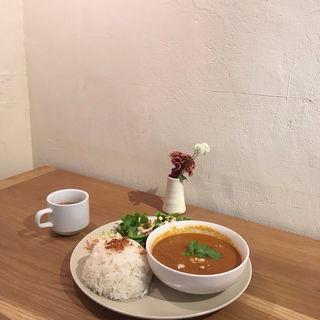 チキンカレー(MOVE CAFE (ムブカフェ))