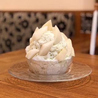 梨氷(カフェ サブヒロ (CAFÉ SabuHiro ))
