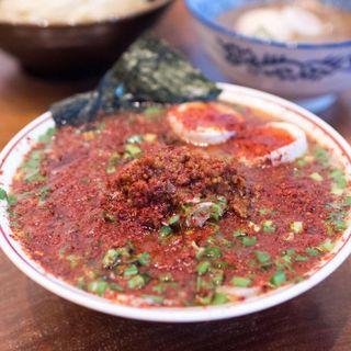 台湾ラーメン(つけ麺 冨 (ツケメン トミ))
