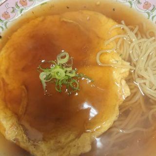 天津麺(餃子の王将 国立駅南口店 )