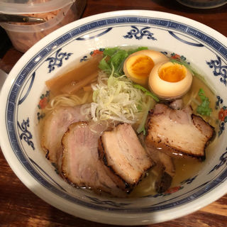 特製しお(麺屋 大輔 (めんや だいすけ))