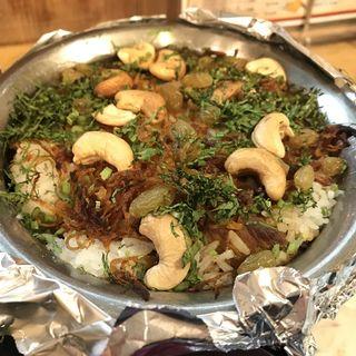 チキンビリヤニ(スパイス ボックス (Spice Box))