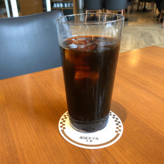 アイスコーヒー(CAFE COUVERT)