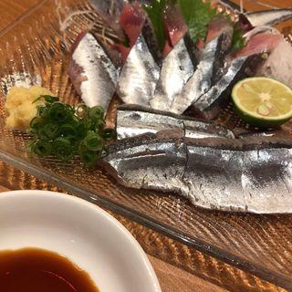 秋刀魚刺身(松屋 元町本店 (まつや))