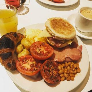 Breakfast(Murray Street Grill)