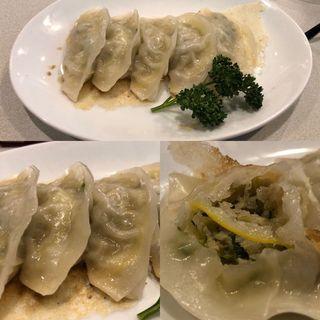 レモン餃子(満州里 菜館 (マンシュウリサイカン))