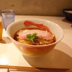 清湯醤油ラーメン