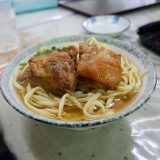 ソーキそば(ひまわり食堂 )