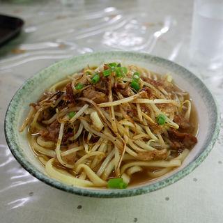牛肉そば(ひまわり食堂 )