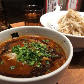 カラシビつけ麺(カラシビつけ麺 鬼金棒 (キカンボウ))