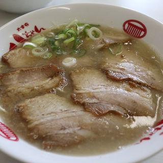 チャーシューメン(太宰府 八ちゃんラーメン)