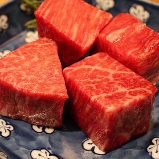 ヒレ(焼肉すどう 春吉店)