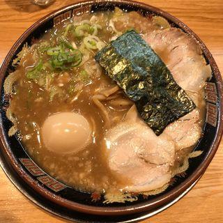 とんこつラーメン(宮崎とんこつラーメン 風来軒 大阪本店)