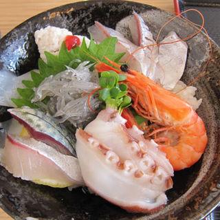 海鮮丼(天晴水産 )
