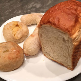 クリームパン(空と麦と )