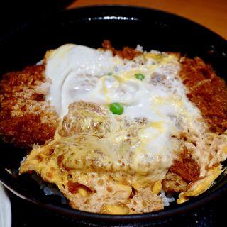 茶美豚 かつ丼(ロース)(とんかつ まい泉 ルクアイーレ店)