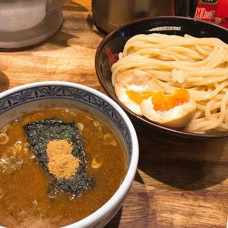味付半熟玉子ランチ(三田製麺所 新宿西口店 (つけ麺専門店))