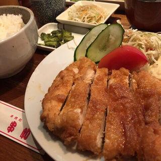 チキン南蛮定食(串助 (くしすけ))