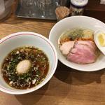 特製つけそば(軍鶏)(麺尊RAGE)