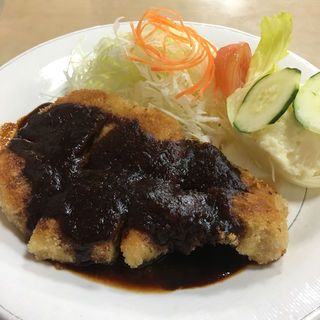 とんかつ定食 味噌(とんかつオゼキ 鈍池店 )