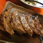 餃子(8個)(二代目 けんのすけ  (【旧店名】けんのすけ 本店))