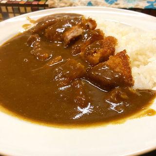 カツカレー(ビービー (lunch&okonomiyaki B.B))