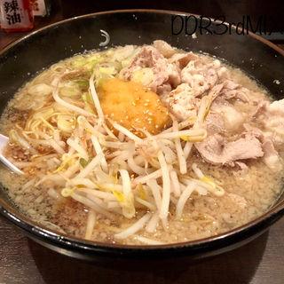 肉そばラーメン(太陽軒 片町本店 )