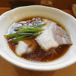 中華そば 鶏・豚 醤油(中華そば うえまち )