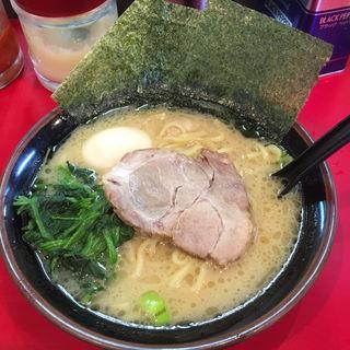 醤油ラーメン(らっち家 下川井店)