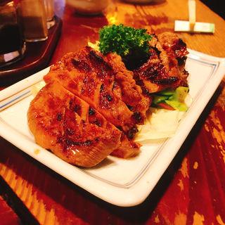 牛タン焼(萬月)