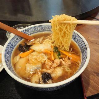 五目麺(軼菁飯店 (イジンハンテン))