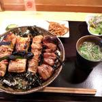 焼鳥丼(鳥将 (とりしょう))