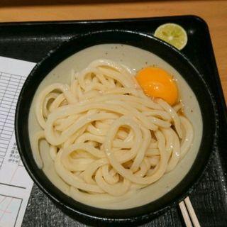 生醤油うどん(日本橋 讃岐うどん ほし野 )