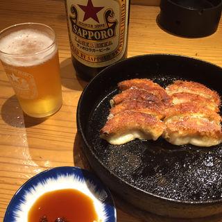 餃子1人前8個(小倉鉄なべ エキナカ店)