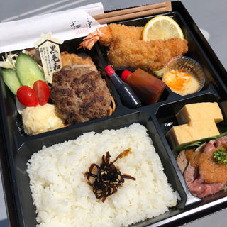 スペシャル弁当 (洋食弁当)(洋食屋桜亭 (ヨウショクヤサクラテイ))
