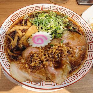 中華そば(サバ6製麺所 鶴橋店)