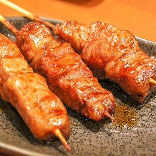 牛カルビ(串もん 末吉や)