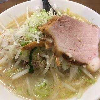 野菜しおラーメン(おり久 木町通店)