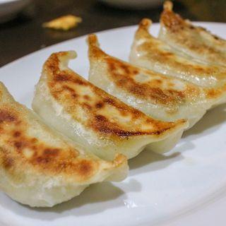 餃子(中華タンタンメン )