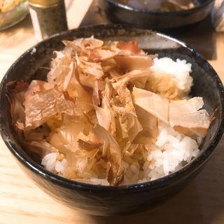 バター醤油ご飯(たゆたゆ裏天王寺)