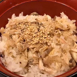 あじご飯 小(嵯峨谷 神保町店 )