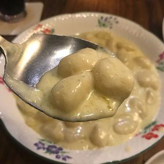 ブルーチーズのニョッキ(バル テッラ )