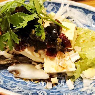 ピータン豆腐(三国亭 (ミクニテイ))