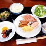 マイ日替り朝定食