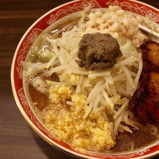 にぼ二郎(麺や玄鳥)